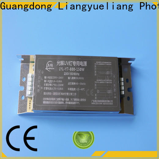 LiangYueLiang y2 uv electronic ballast Supply for water recycling