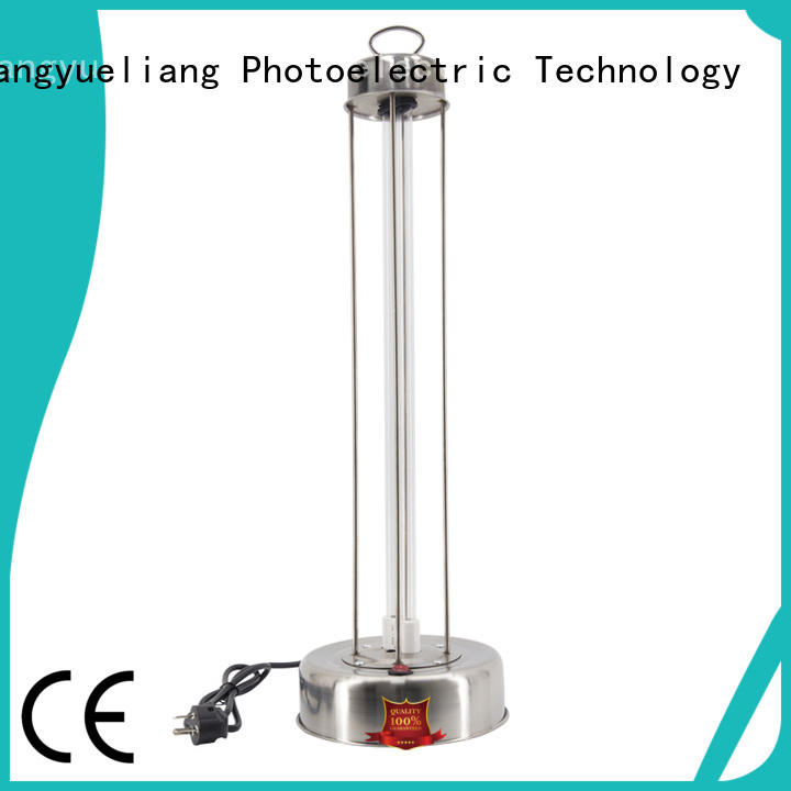 LiangYueLiang strong germicidal uv light company for wastewater plant