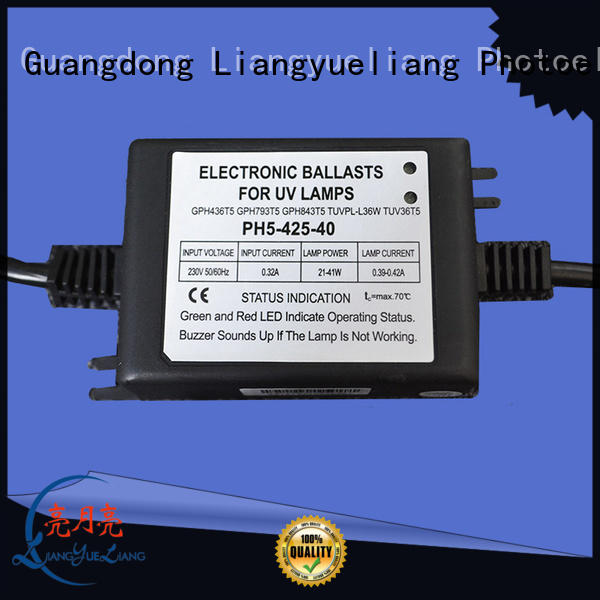 anti-rust uv lamp ballast start for-sale for water recycling