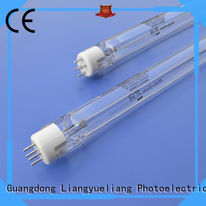 LiangYueLiang good quality ultraviolet light bulbs energy saving for waste water plant