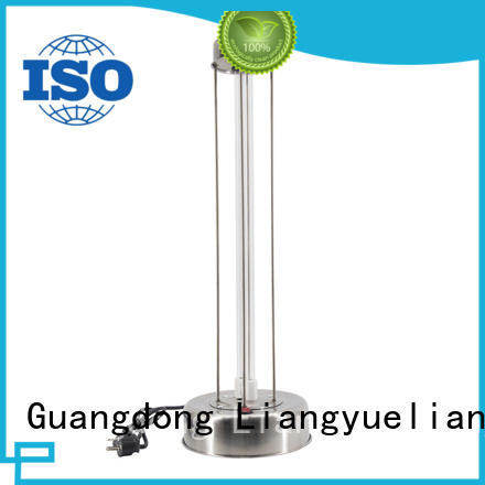 LiangYueLiang Stainless steel uv light to kill germs company for industry dirty water discharged