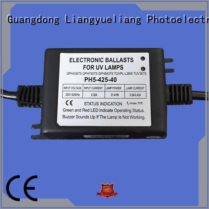anti-rust uv lamp ballast circuit a lower price waste water plant