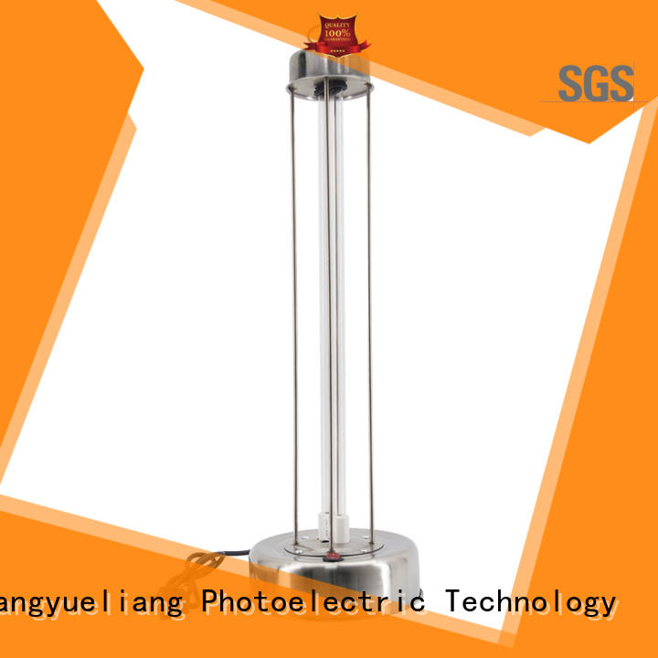 LiangYueLiang amalgam ultraviolet germicidal lamp tube for industry dirty water discharged