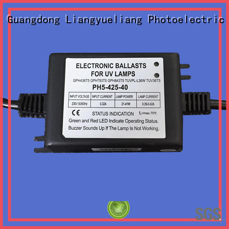 LiangYueLiang waterproof uv electronic ballast manufacturers for water recycling