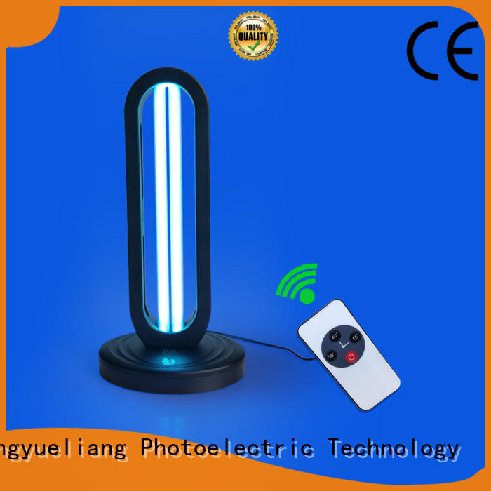 LiangYueLiang mini portable ultraviolet light supply for kitchen