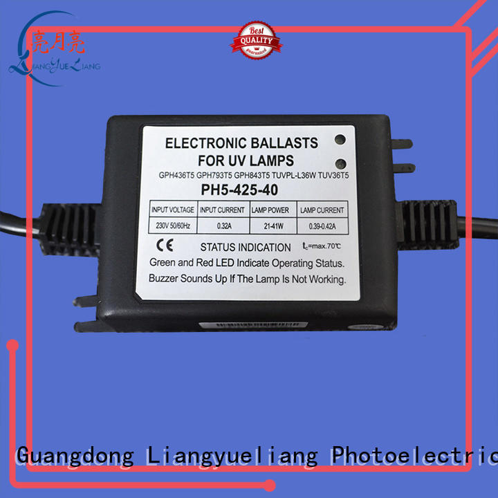 LiangYueLiang sh9 uv light ballast supplier for mining industy