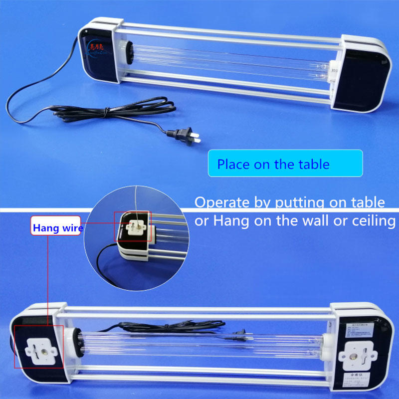 portable portable uv sterilizer Chinese for kitchen LiangYueLiang-2