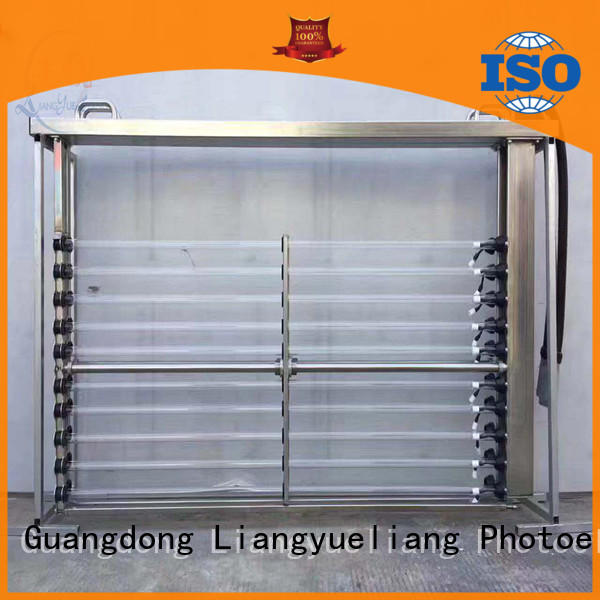 led uv germicidal lamps shaped for air sterilization LiangYueLiang