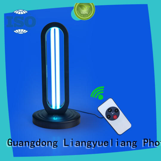 LiangYueLiang durable short wave uv light portable toothbrush for office