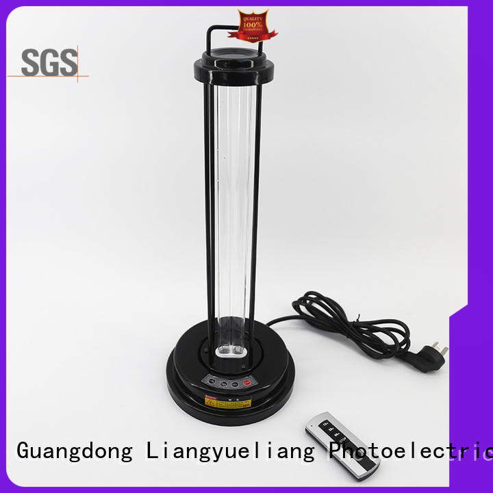 LiangYueLiang Stainless steel uv light for water purification energy saving for domestic sewage