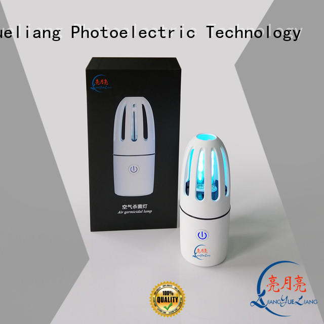 LiangYueLiang submersible portable ultraviolet light Chinese for hotel