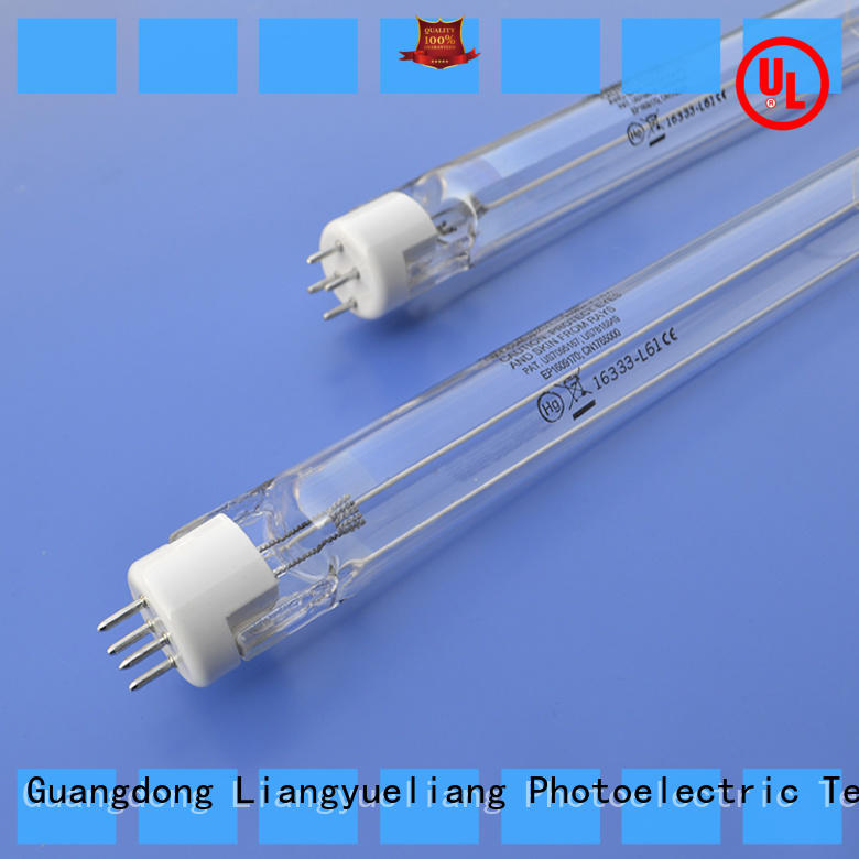 LiangYueLiang anti-rust ultraviolet bulb top brand for mining industry