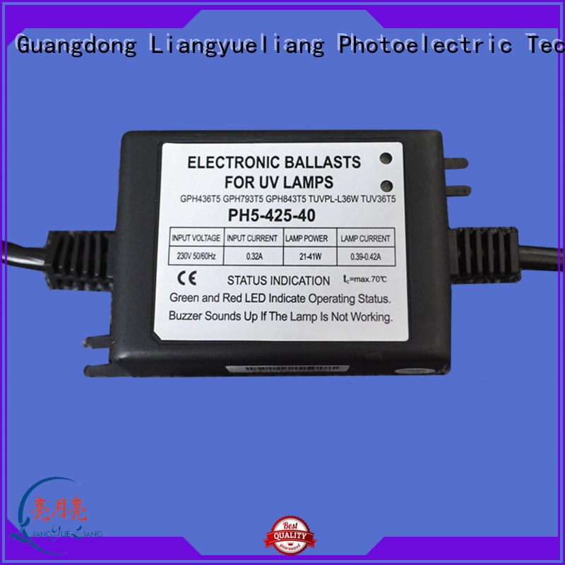 LiangYueLiang lamp uv bulb ballast for business for waste water plant