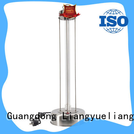 LiangYueLiang instant uv germ light factory price for domestic sewage