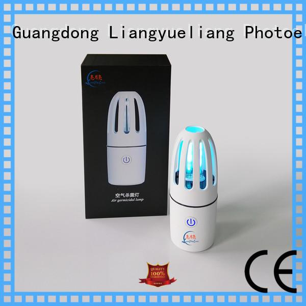 LiangYueLiang convenient uv sterilizer portable submersible for hotel