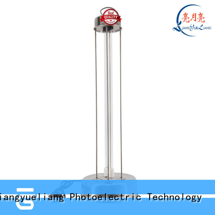 LiangYueLiang UVC uv germicidal lamp suppliers bulbs for wastewater plant