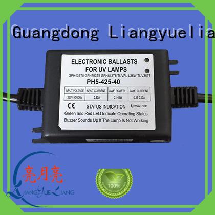 LiangYueLiang ultraviolet ballast uv company for domestic