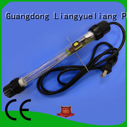 small germicidal uv chinese manufacturer for domestic sewage LiangYueLiang