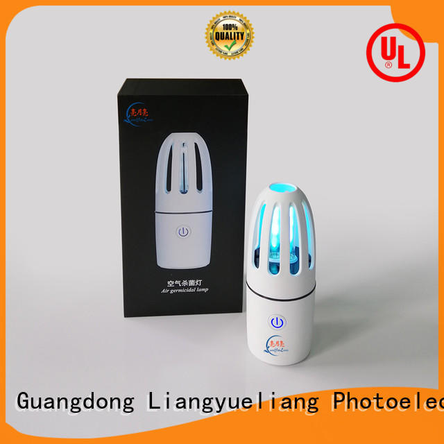 durable uv sterilizer portable supply for auto LiangYueLiang