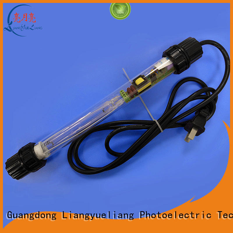 excellent quality uv germ light purifier tube for wastewater plant