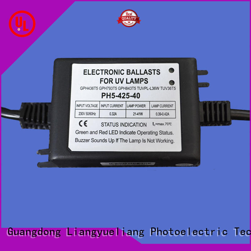 LiangYueLiang best selling ballast uvc sereis for mining industy
