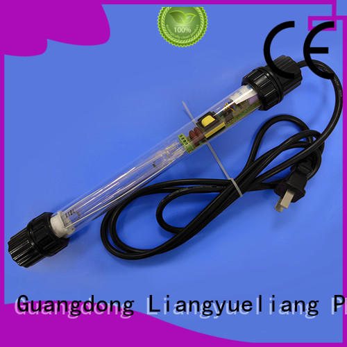 LiangYueLiang UVC germicidal uv led lights tube water treatment