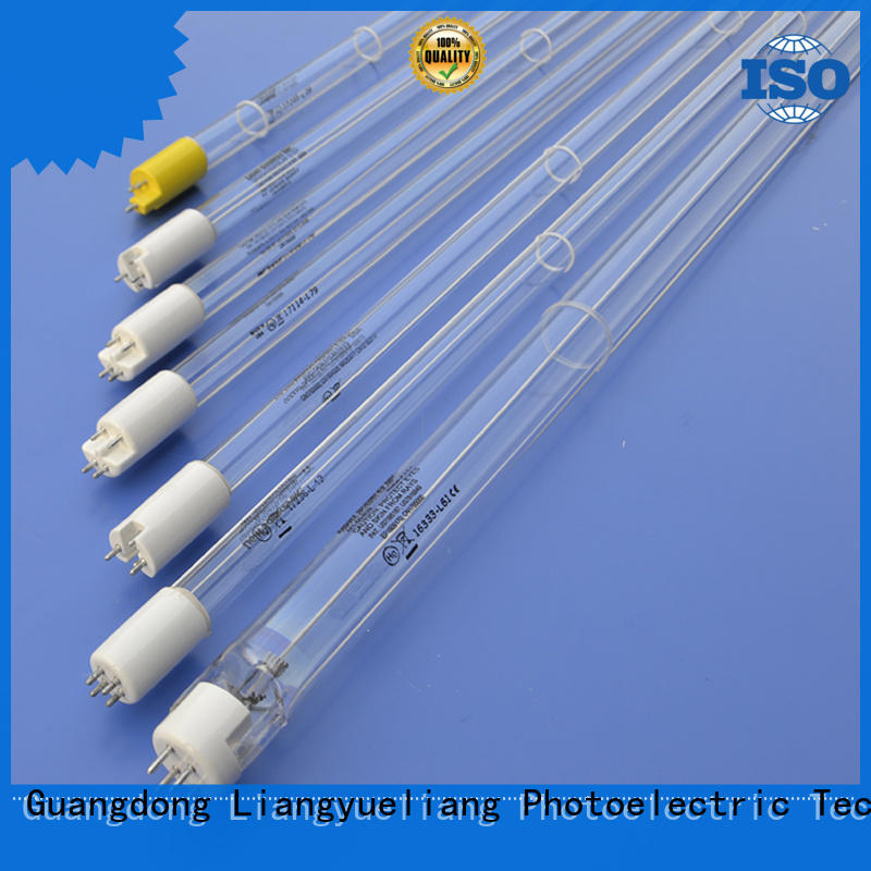 LiangYueLiang replacement uvc bulb Suppliers for waste water plant
