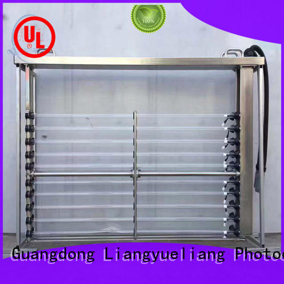 LiangYueLiang uvc led uv germicidal lamps tube for industry dirty water discharged