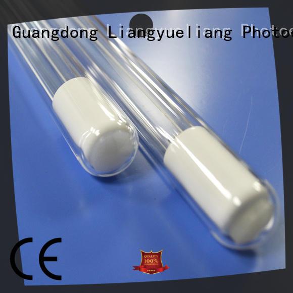 LiangYueLiang filter tube quartz uv for sale for bulbs