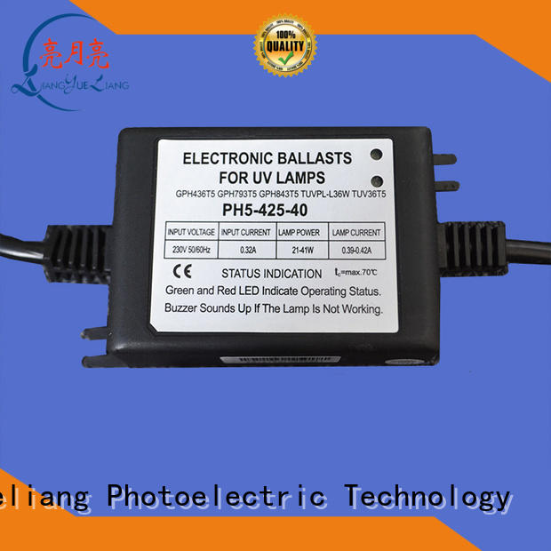 LiangYueLiang 320w uv sterilizer ballast company for mining industy