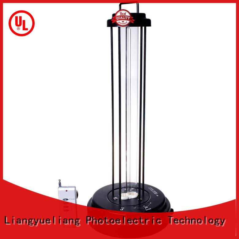 LiangYueLiang stable performance portable uv lamp manufacturers for auto