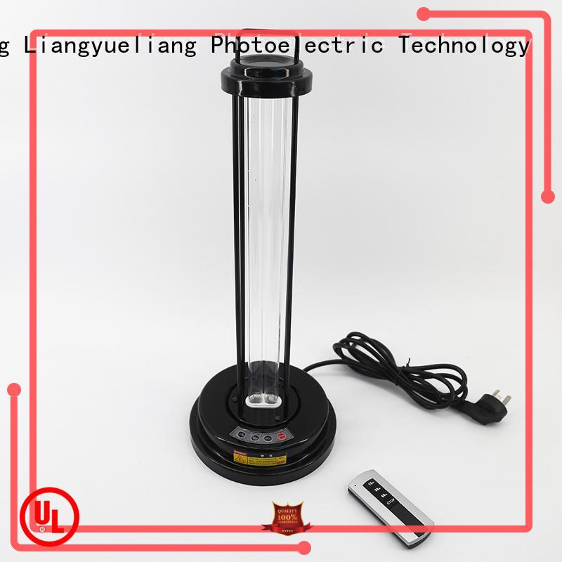 LiangYueLiang durable uvc light bulk purchase for domestic sewage