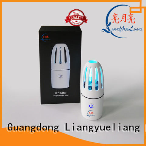 LiangYueLiang mounted ultraviolet bottle sterilizer Supply for hotel