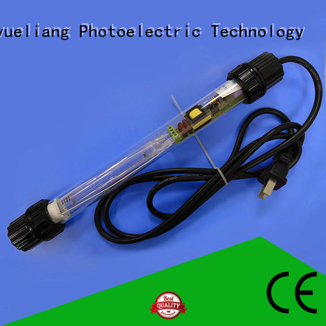 LiangYueLiang anti-rust ultraviolet light germicidal lamps Suppliers for domestic sewage