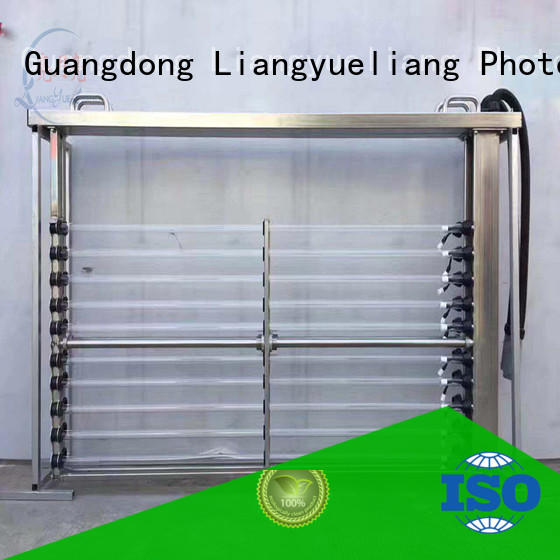 LiangYueLiang pin uv germicidal lamp energy saving for industry dirty water discharged