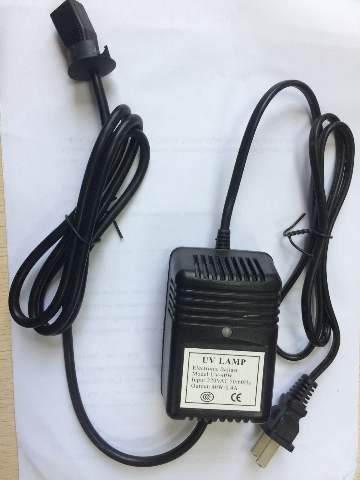 start electronic ballast for uv lamp supply for domestic LiangYueLiang-1