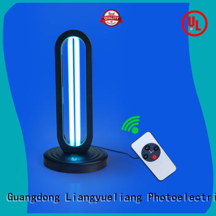 LiangYueLiang durable portable uv black light toothbrush for auto