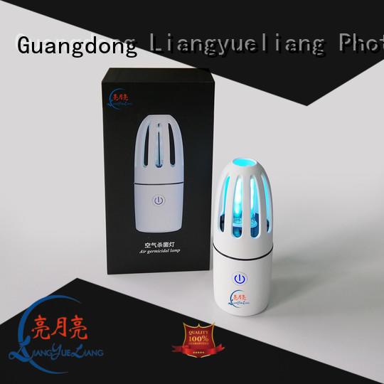 Small Mini Portable UV lamp air purifier