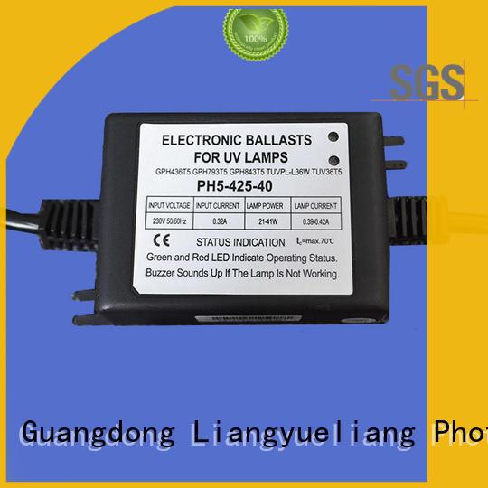 LiangYueLiang protective uv light ballast supply for domestic