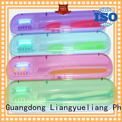 LiangYueLiang light uv toothbrush sterilizer Chinese for hospital