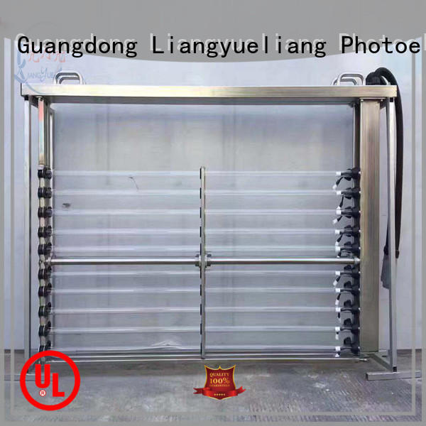 waterproof uvc germicidal light auto-cleaning for industry dirty water discharged LiangYueLiang