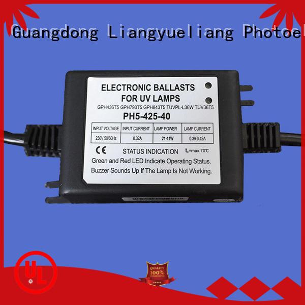 LiangYueLiang start uv sterilizer ballast wholesale for domestic