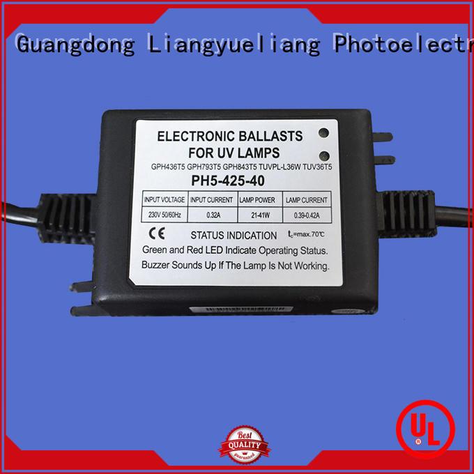 LiangYueLiang high quality uv lamp ballast ps10 mining industy.