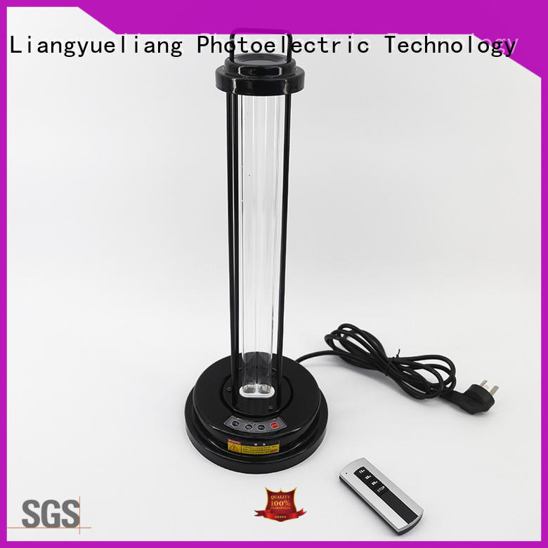 LiangYueLiang wastewater uv germ light chinese manufacturer for domestic sewage