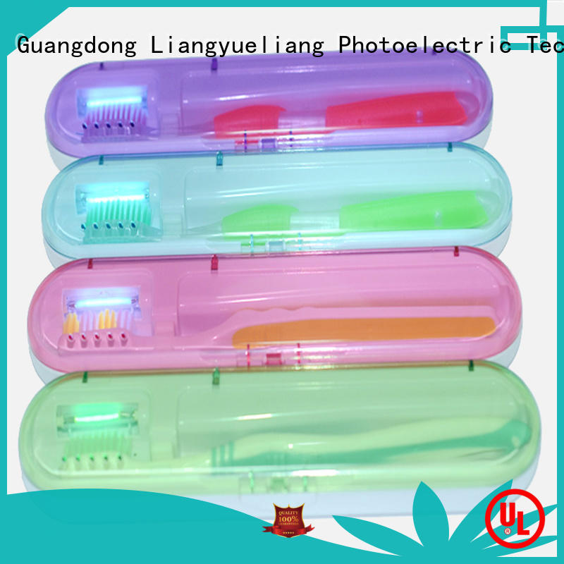 portable uv toothbrush bedroom LiangYueLiang