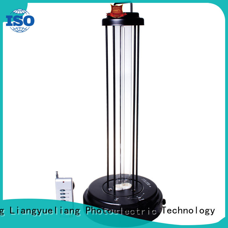 short wave uv light portable energy saving for hotel LiangYueLiang