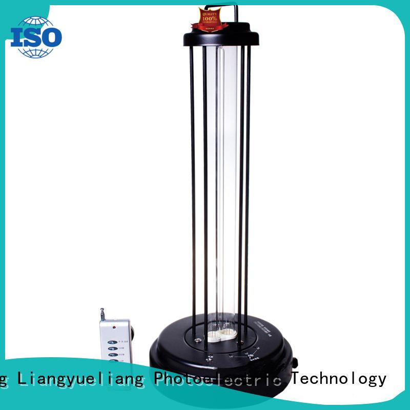 short wave uv light portable energy saving for hotel LiangYueLiang