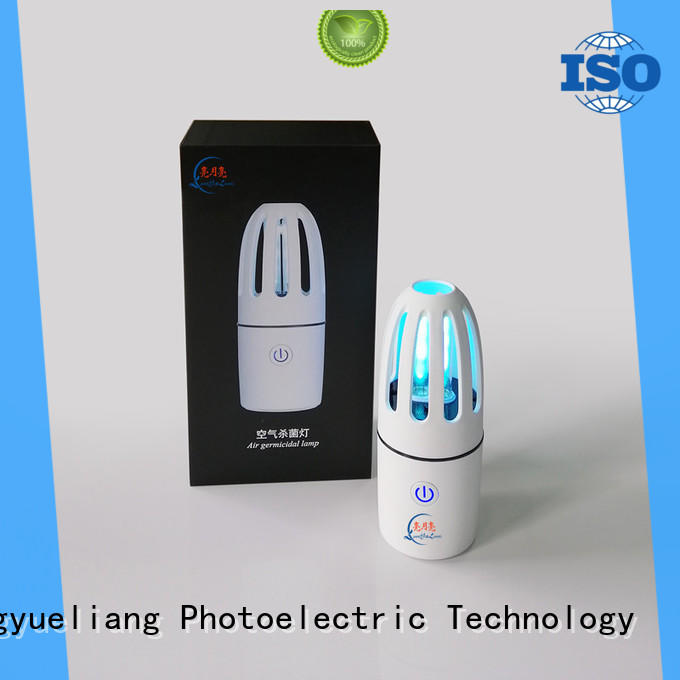 lamp internal uv sterilizer mounted for bedroom LiangYueLiang