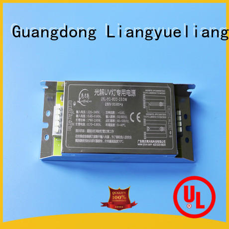 LiangYueLiang protective ultraviolet ballast Suppliers for water recycling
