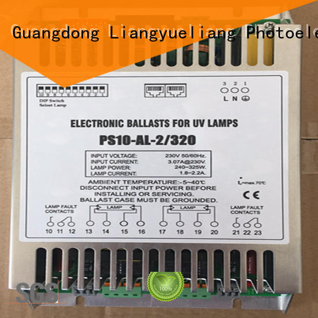 LiangYueLiang best selling uv ballast water treatment system supplier for mining industy